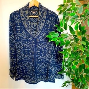 NWOT Royal Robbins Sweater Cardigan